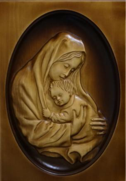 Matka Boska z Jezusem