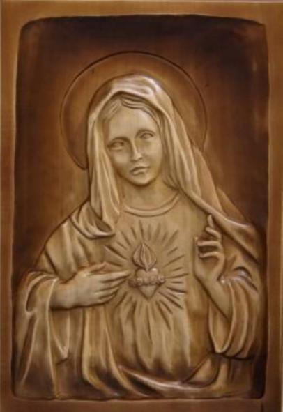 Serce Maryi Panny